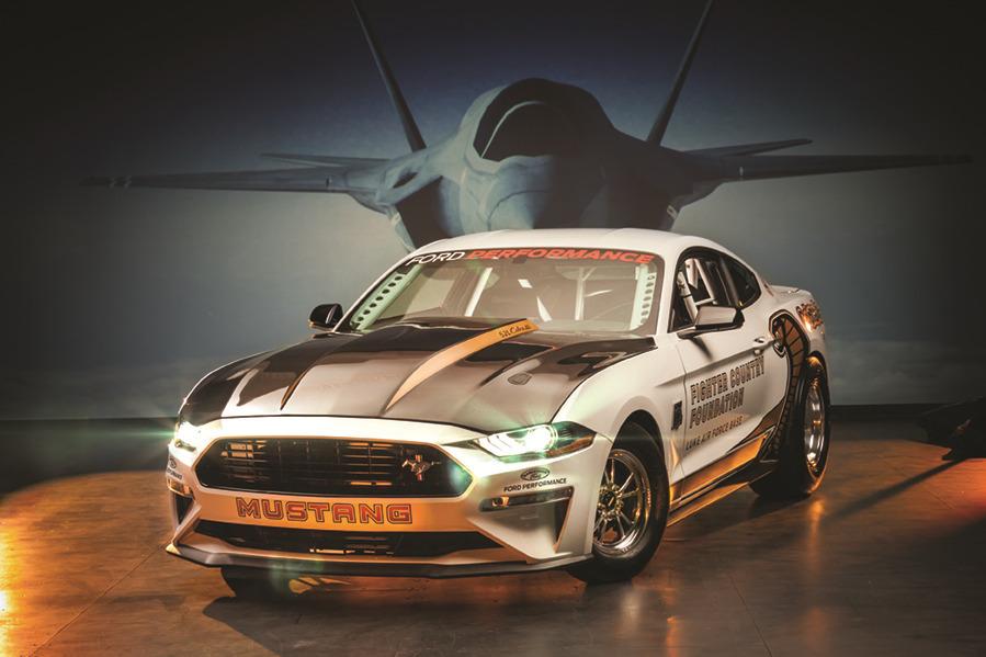 Mustang Cobra Jet >> 2018 Ford Mustang Cobra Jet