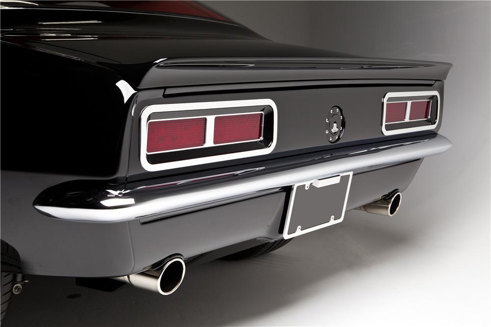 1968 Chevrolet Camaro Kindig It Design Custom Coupe