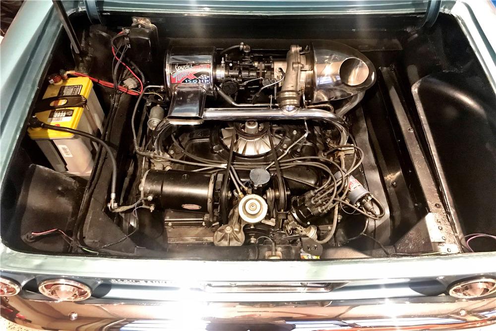 corvair engine rebuild cost