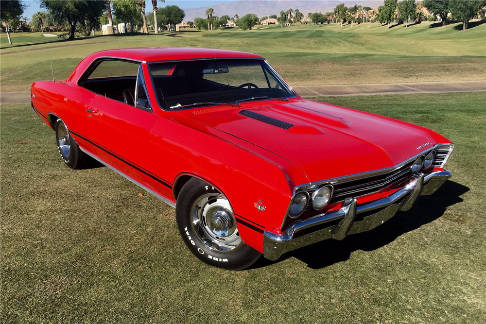 1967 CHEVROLET CHEVELLE SS RE-CREATION