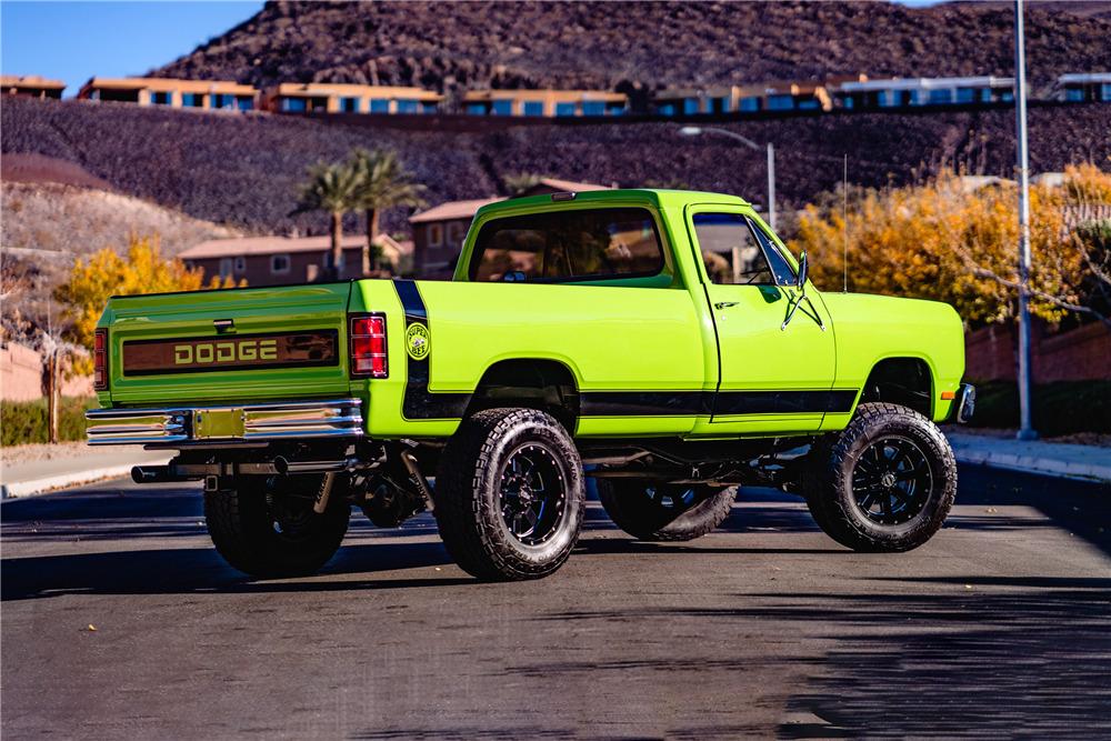 1987 dodge truck