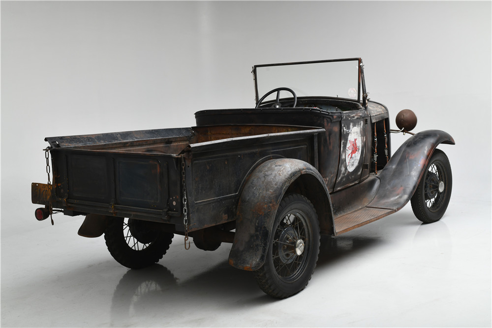 1931 ford truck model a