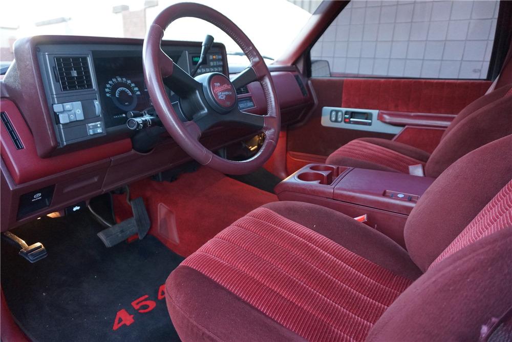 1990 CHEVROLET 454SS PICKUP
