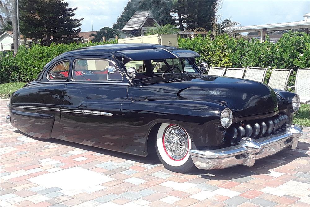 1950 Mercury Monterey Custom Coupe