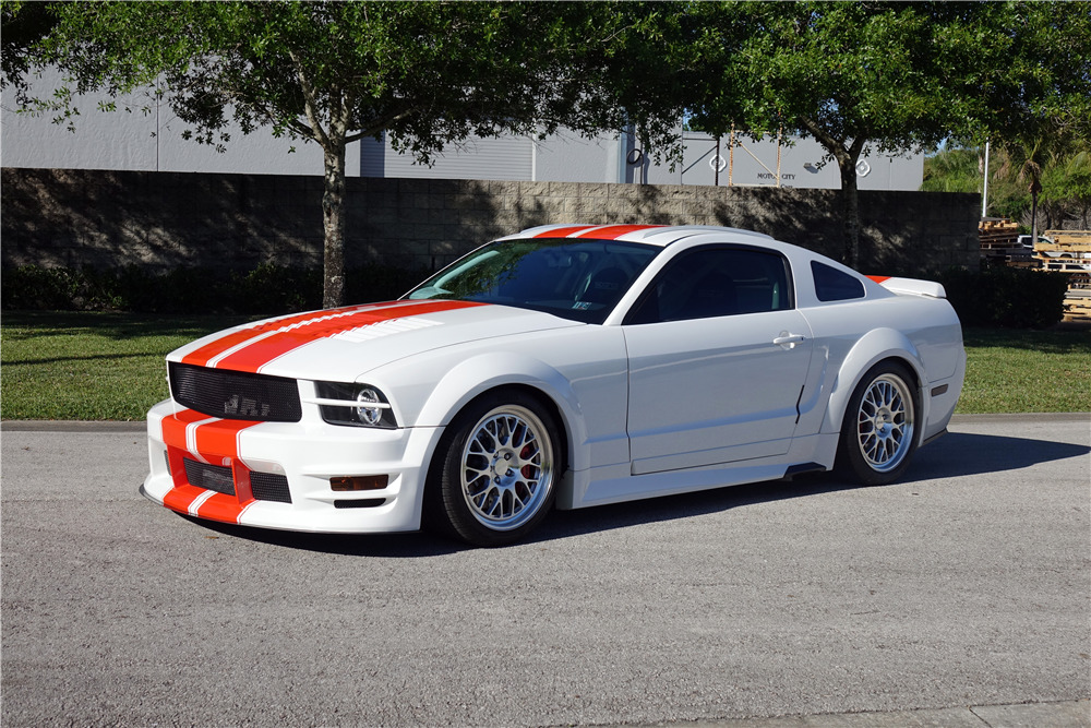 2006 FORD MUSTANG GT-R CUSTOM COUPE