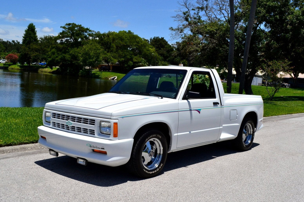 1992 Chevrolet S10 Custom Pickup