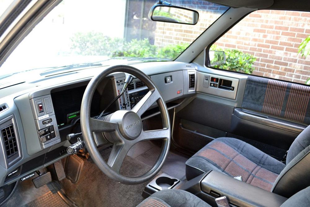 1992 CHEVROLET S10 CUSTOM PICKUP