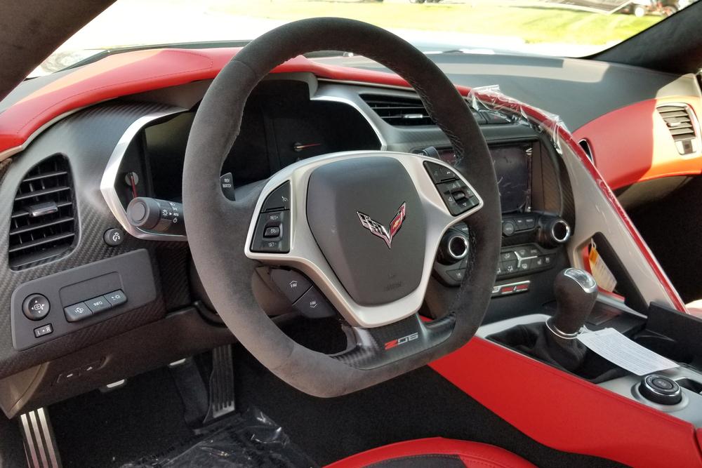 2019 chevrolet corvette z06 last built interior 231972