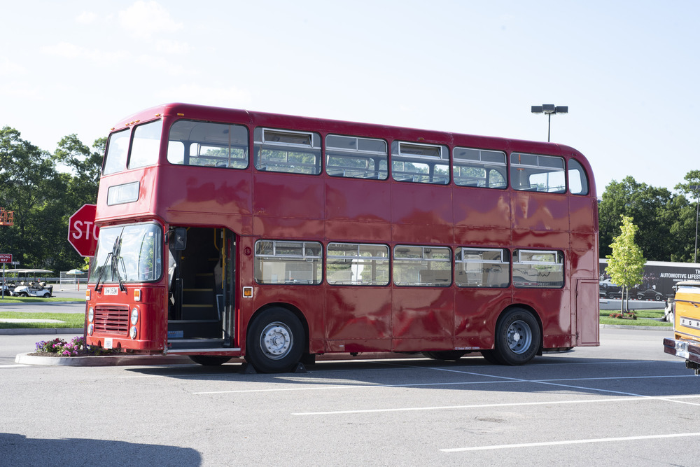 Photo of 1981 Bristol double-decker bus