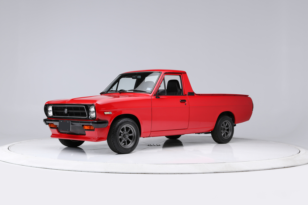Photo of 1987 Datsun Sunny pickup truck