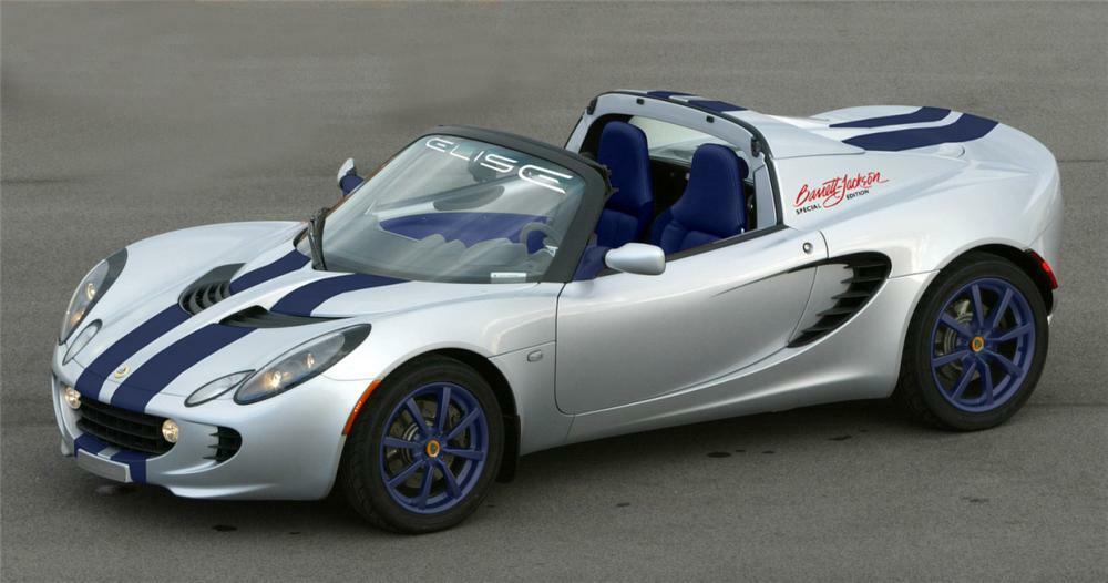 2005 lotus elise custom sedan delivery 2005 lotus elise custom sedan delivery