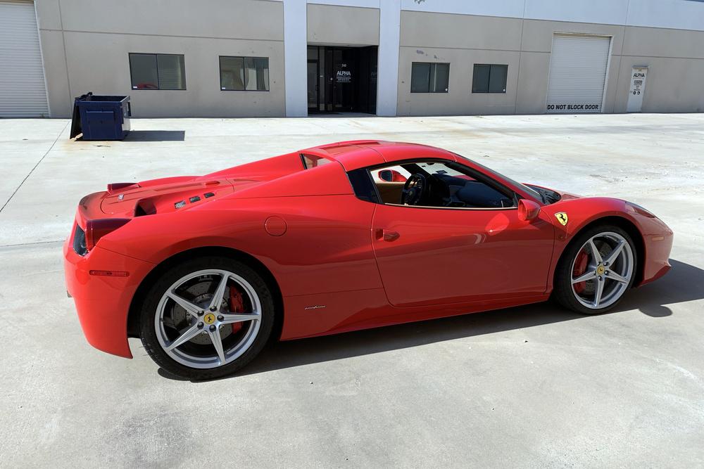 Barrett Jackson 2021 Ferrari - Car Wallpaper