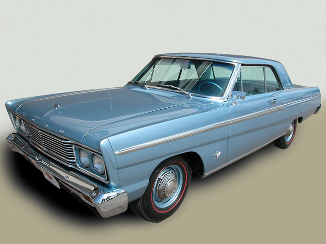 1965 Ford Fairlane 500 2 Door K Code Hardtop