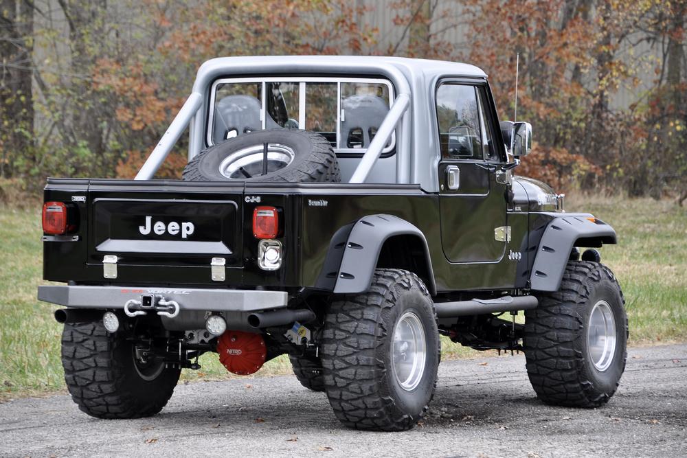 1984 Jeep Scrambler Custom Suv
