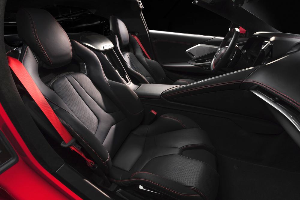 2020 Chevrolet Corvette Stingray Vin 001