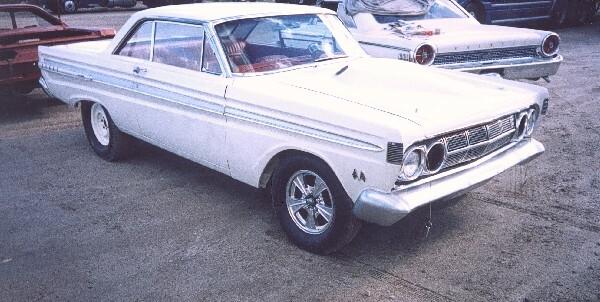 1964 MERCURY COMET A/FX HARDTOP -