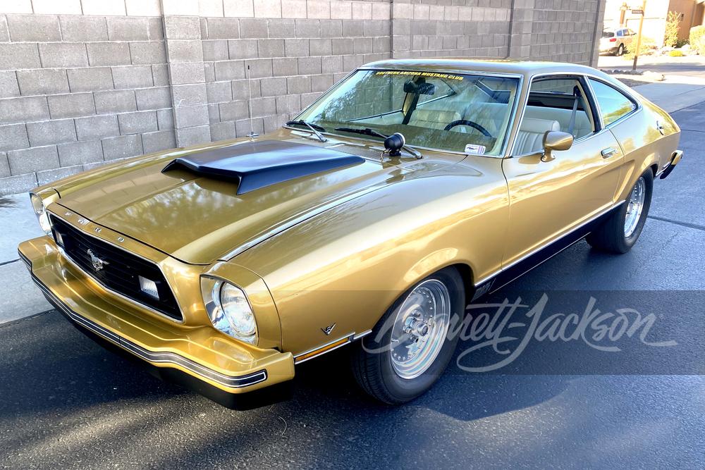 1977 フォード マスタング II マッハ 1