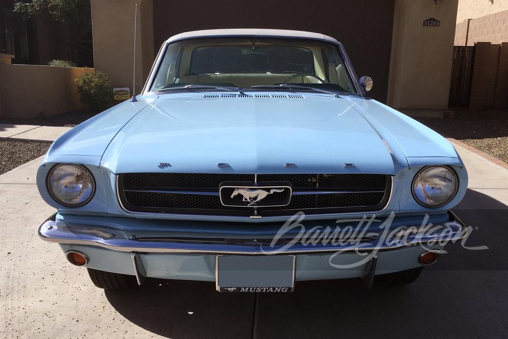 1965 フォード マスタング