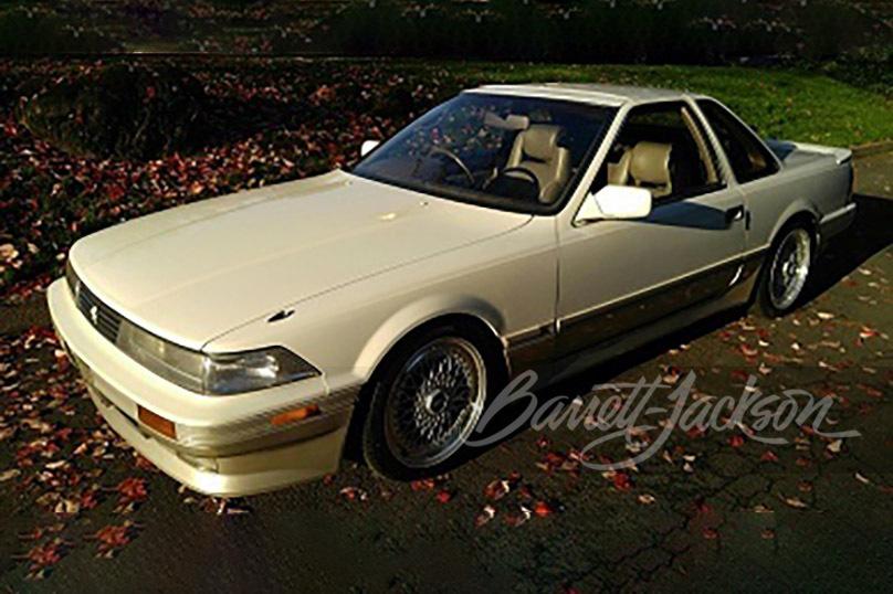 1989 トヨタ ソアラ― エアロキャビン