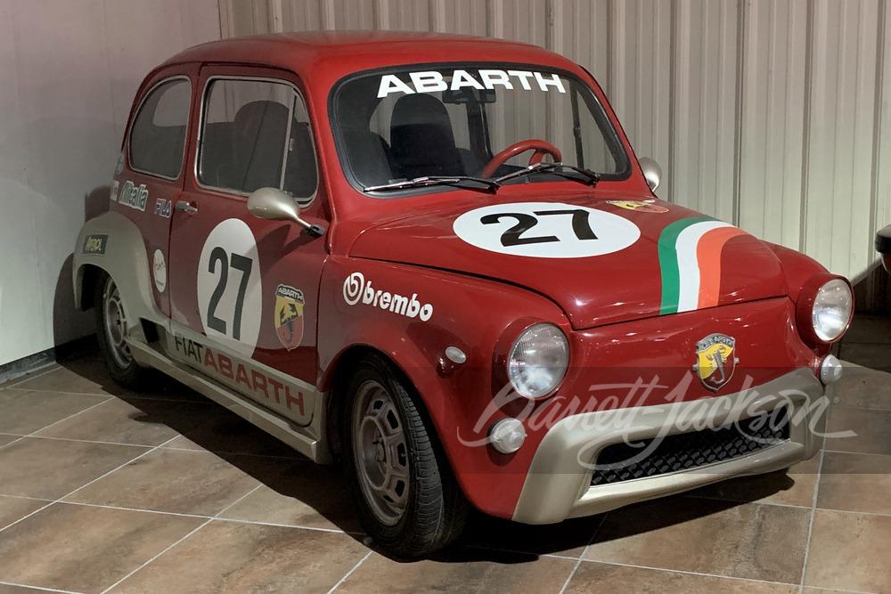 1974 フィアット 500