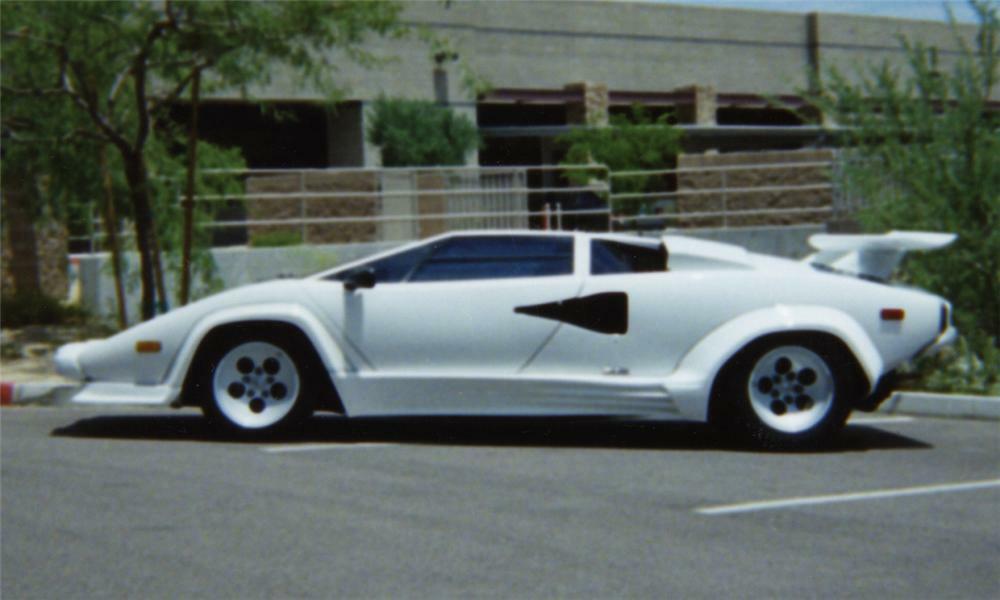 1985 Lamborghini Countach Coupe