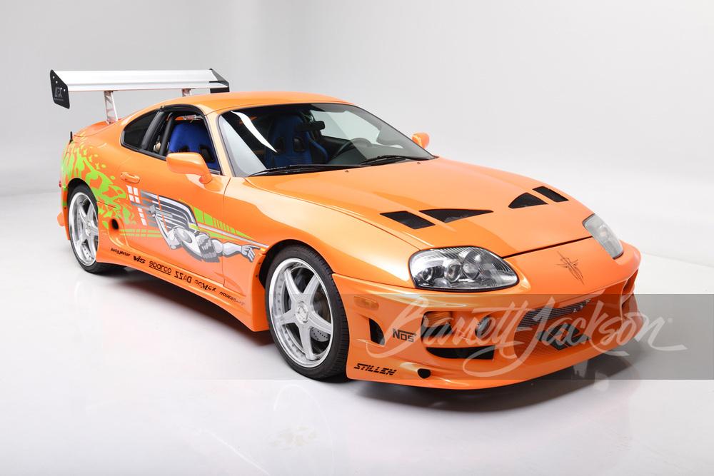 1994 トヨタ スープラ ワイルド スピード