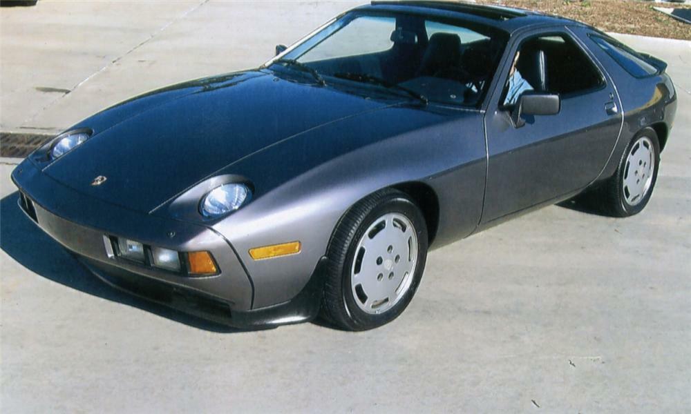 Porsche North Scottsdale >> 1985 PORSCHE 928S COUPE