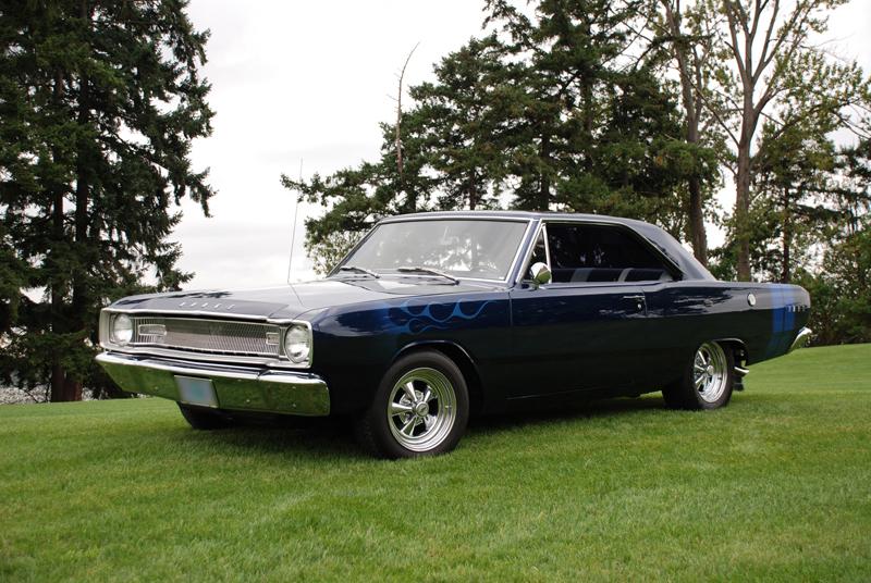 1967 Dodge Dart Custom 2 Door Hardtop