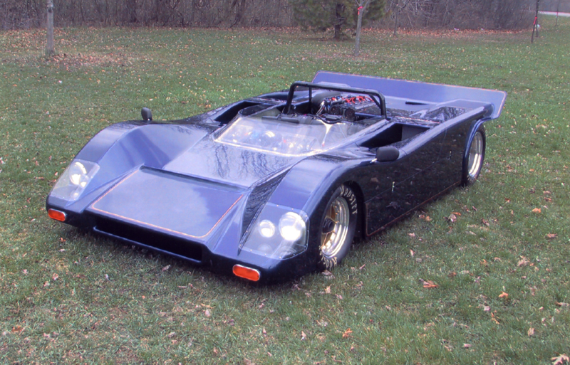 1968 CAN-AM HERITAGE STREET SPORTS CAR RE-CREATION -