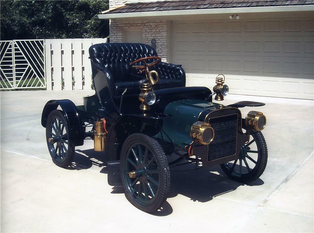 1907 Cadillac Model K 2 Seat Convertible