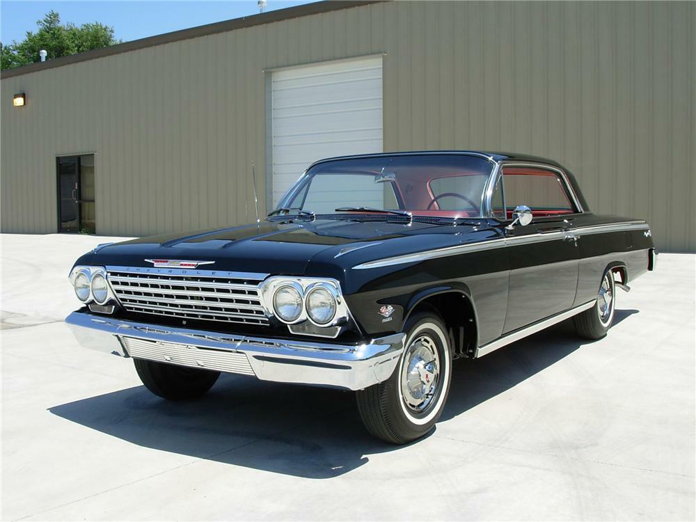1962 Chevrolet Impala Ss 2 Door Hardtop