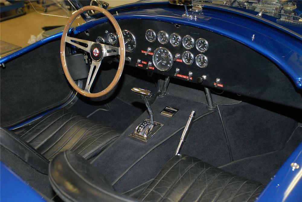 1966 SHELBY COBRA 427 'SUPER SNAKE' -