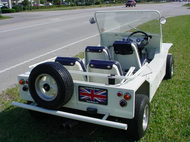 1967 Morris Mini Moke Convertible