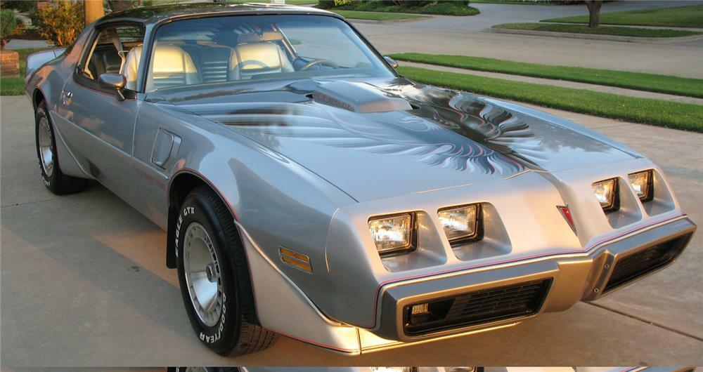1979 Pontiac Firebird Trans Am 10th Anniversary Coupe