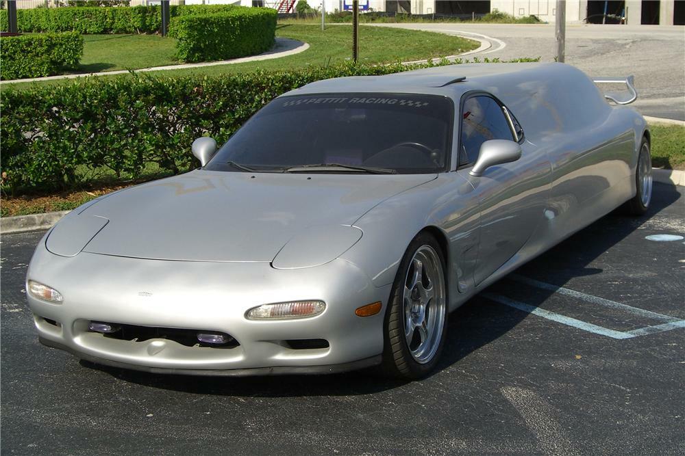 1993 MAZDA RX7 TWIN TURBO LIMOUSINE -