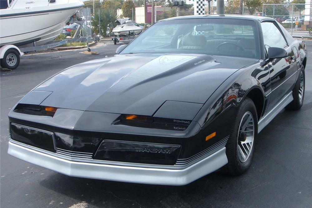 1984 pontiac trans am coupe 1984 pontiac trans am coupe