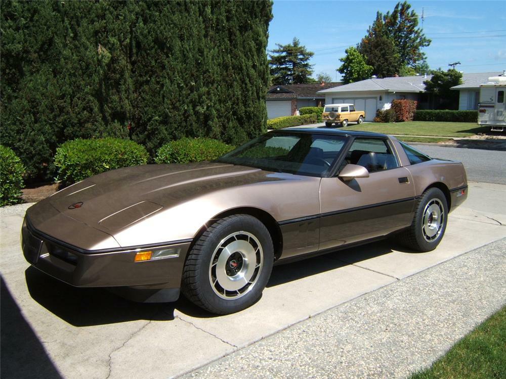 Corvette C4 (1984-1996)  60849_Front_3-4_Web