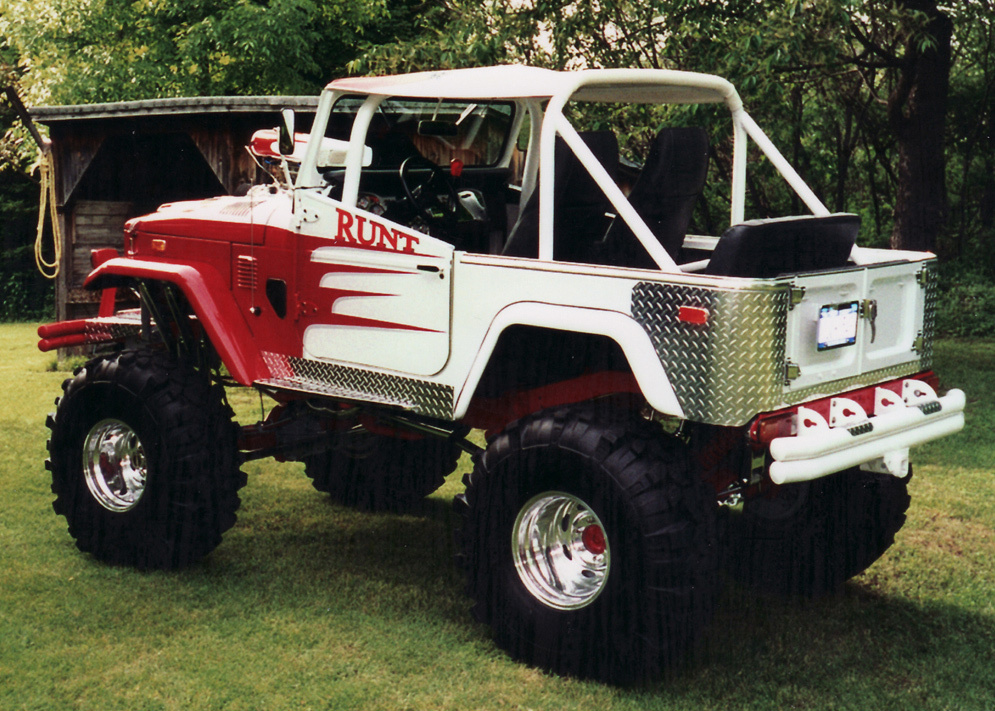 1974 toyota land cruiser fj-40 custom on fj40 aftermarket parts, fj40  power steering toyota land cruiser engine wire harnesses