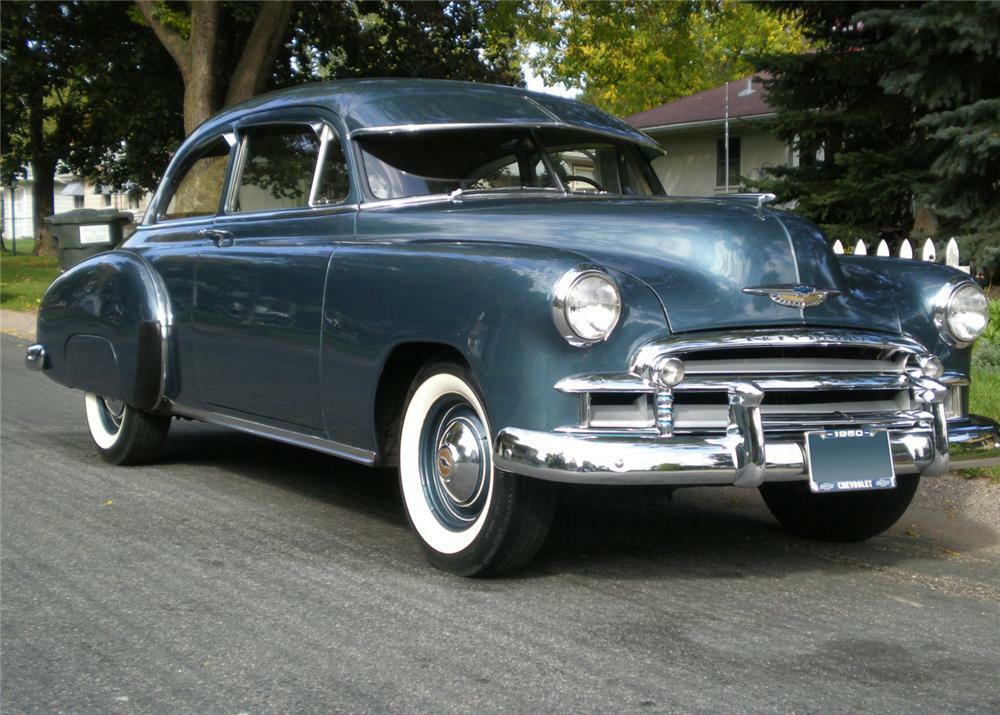 1950 Chevrolet 2 Door Sedan