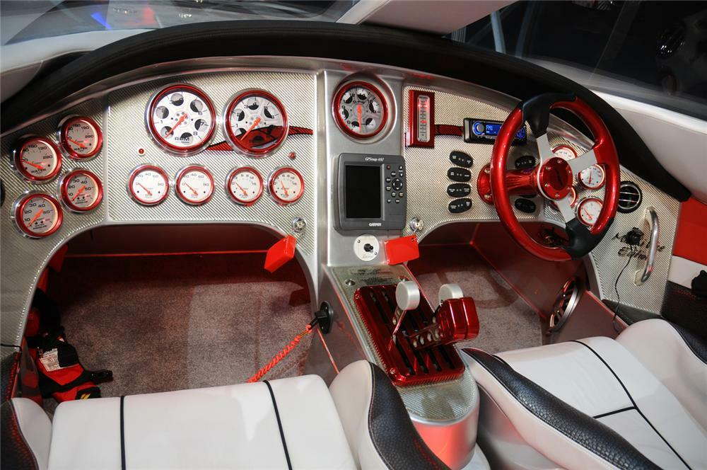 2006 MARINE TECHNOLOGY INC 39RP 'MIAMI VICE MOVIE BOAT'