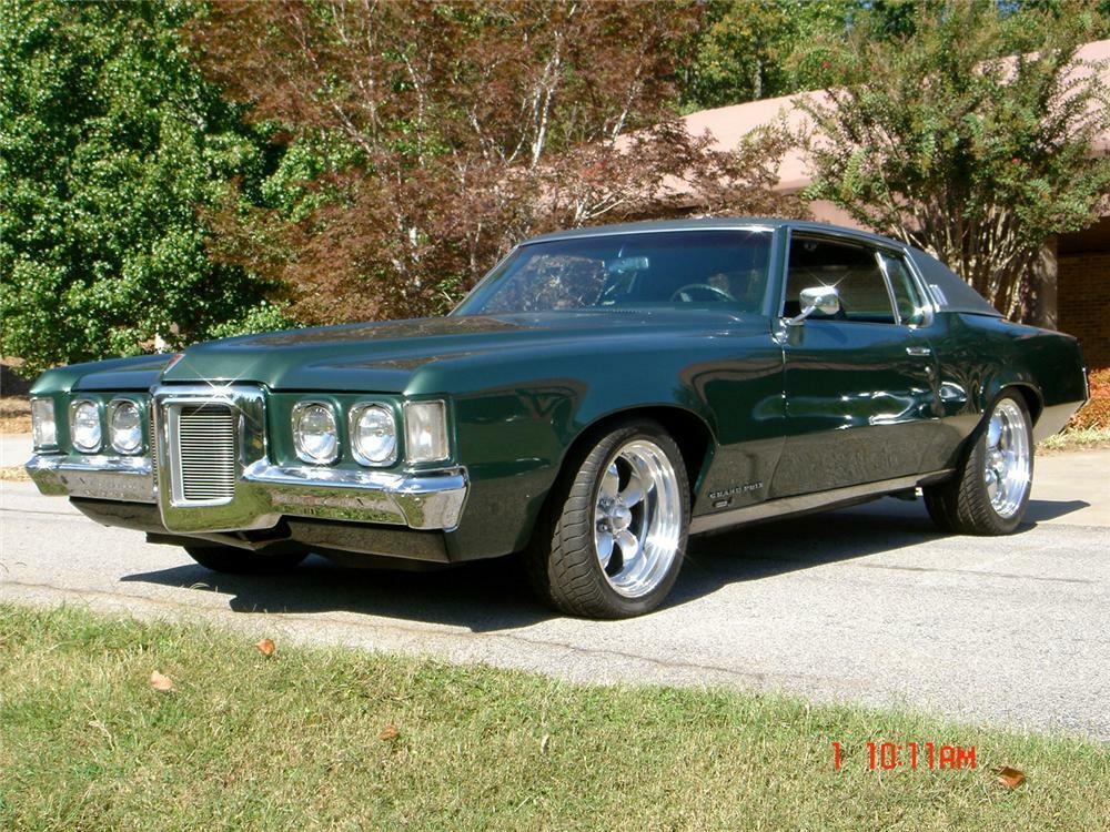 1969 Pontiac Grand Prix Custom Coupe