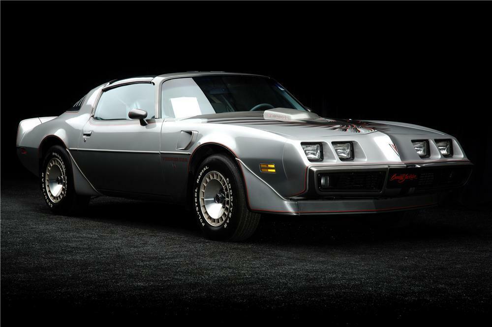 1979 Pontiac Firebird Trans Am 10th Anniversary Coupe