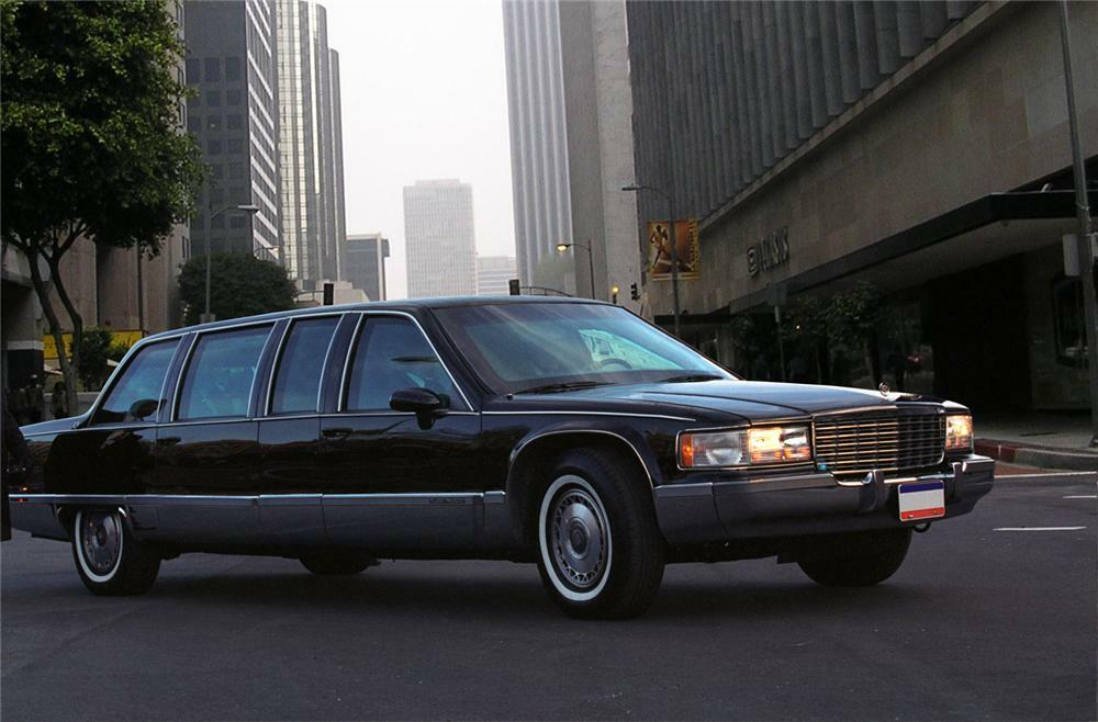 1996 Cadillac Fleetwood Presidential Series Limo