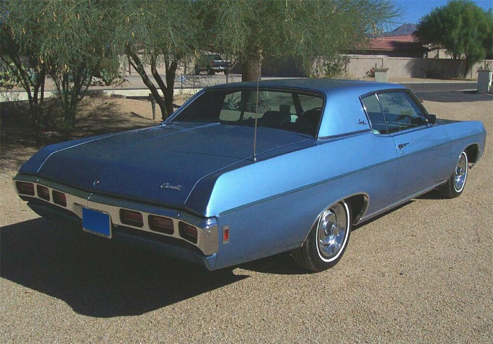 Marvelous 1969 Chevrolet Impala 2 Door Hardtop Gmtry Best Dining Table And Chair Ideas Images Gmtryco