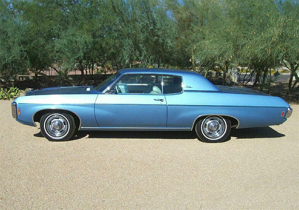 Fantastic 1969 Chevrolet Impala 2 Door Hardtop Gmtry Best Dining Table And Chair Ideas Images Gmtryco