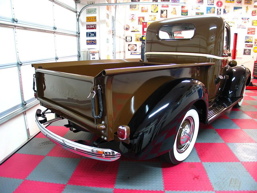 1940 Chevrolet K10 1 2 Ton Pickup