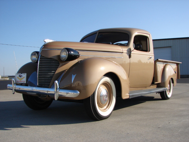 1899b201e6 ... 1939 HUDSON BIG BOY PICKUP - Front 3 4 - 61854 ...