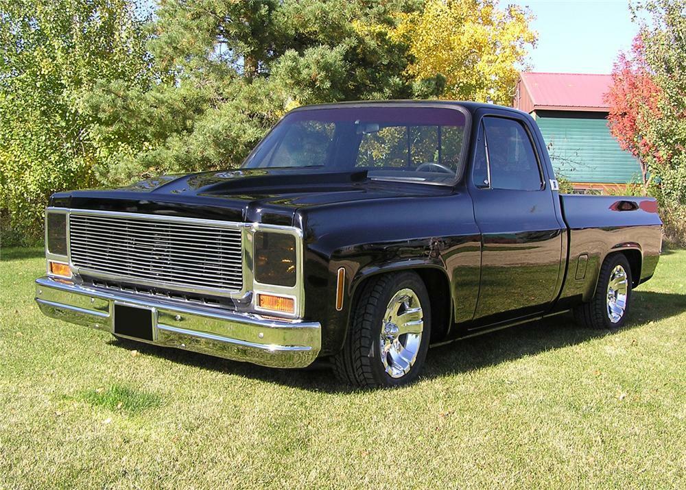 1982 Chevrolet C