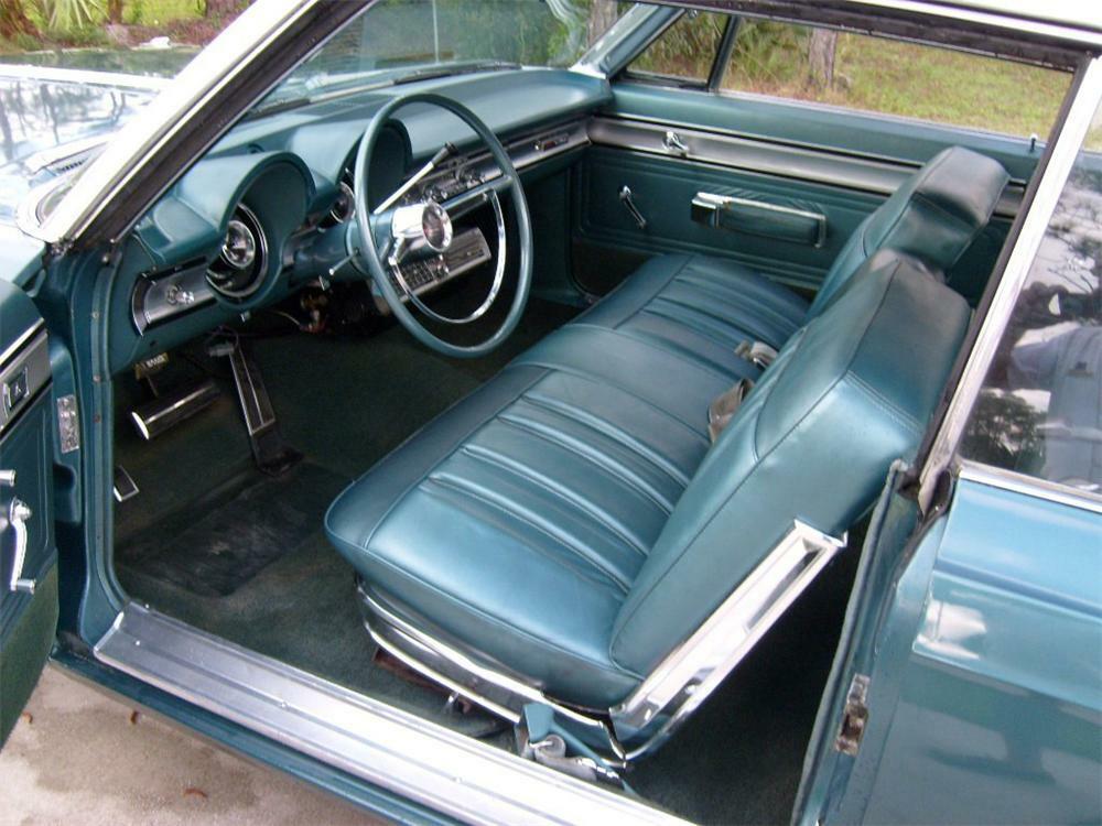 1966 DODGE MONACO 2 DOOR HARDTOP