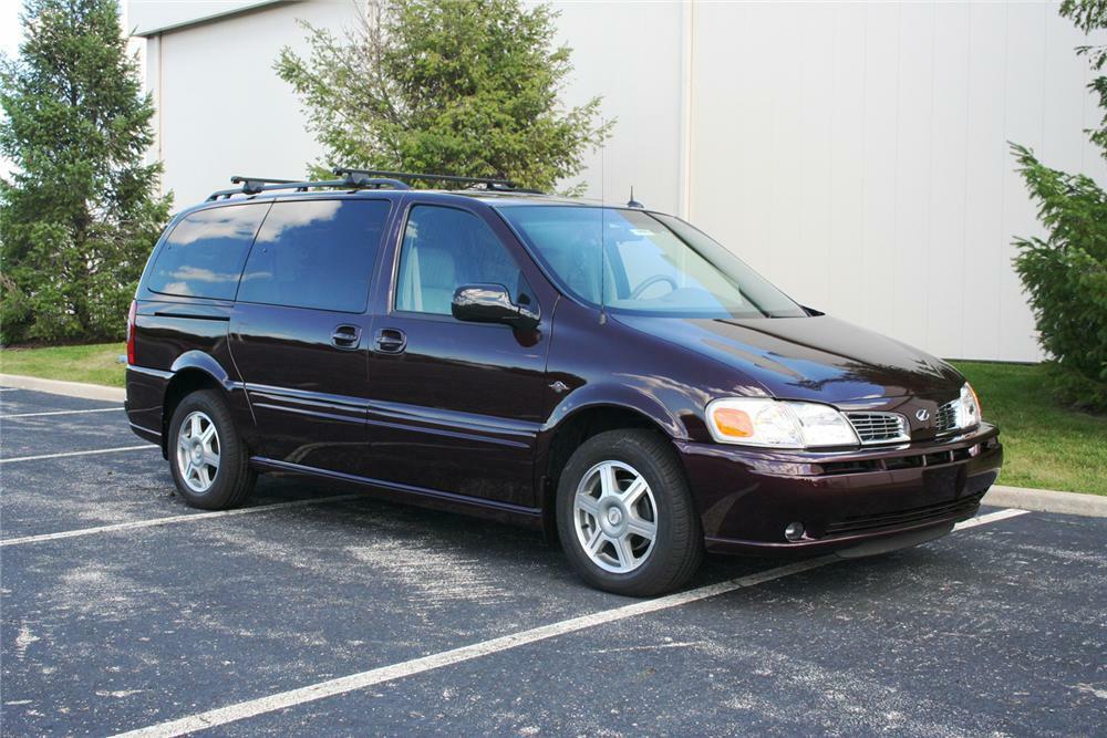 2004 oldsmobile silhouette van